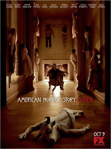 AMERICAN HORROR STORY : COVEN (Saison 3)