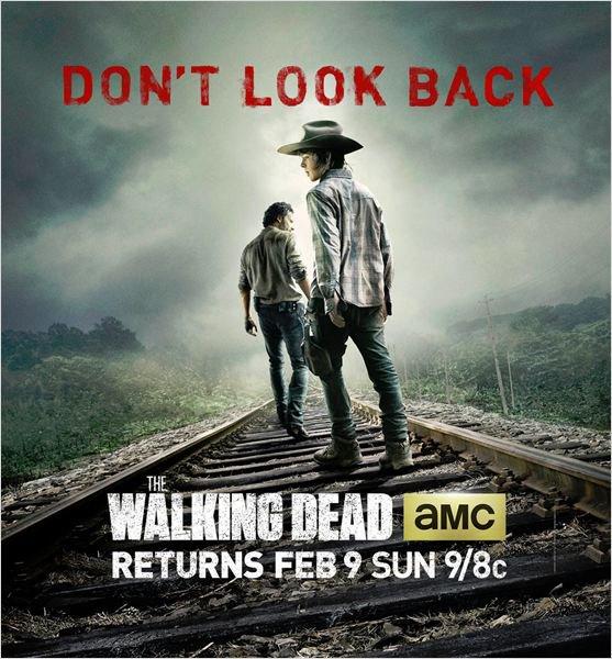 THE WALKING DEAD (Saison 4)
