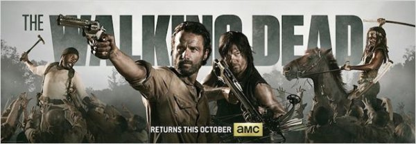 THE WALKING DEAD (Saison 4)
