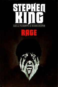 Rage, Richard Bachman (Stephen King)