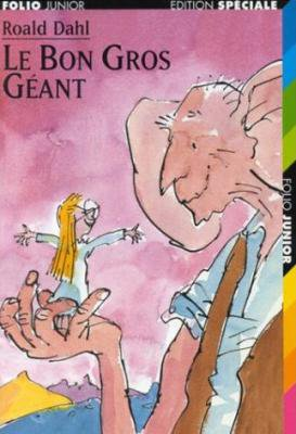 Le Bon Gros Géant, Roald Dahl