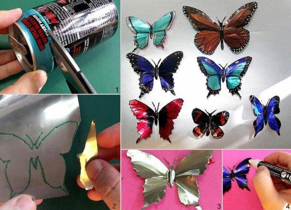 ✃ Décoration Papillon ✃