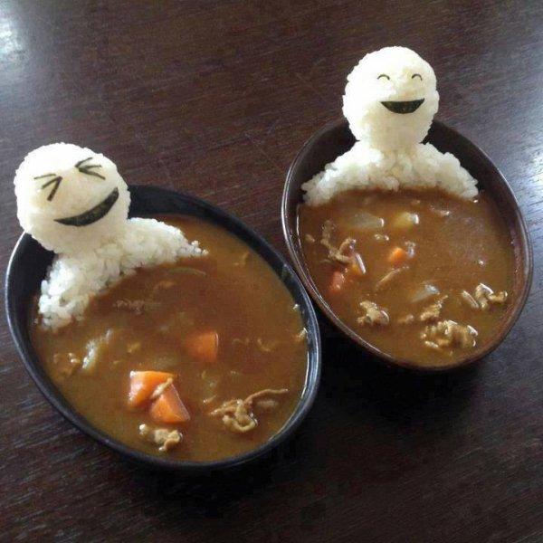 Bain de soupe