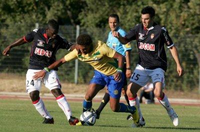 Monaco 1-0 Gabon ( match amical )