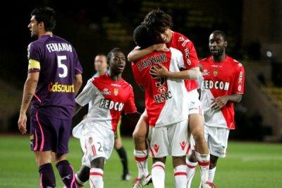 Monaco 2-2 Bordeaux ( 11eme journée de ligue 1 )