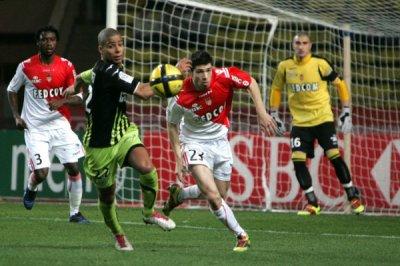 Monaco 3-1 Lorient ( 23eme journée de ligue 1 )