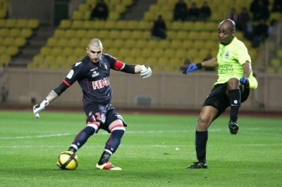 Monaco 2-2 Caen ( 25eme journée de ligue 1 )