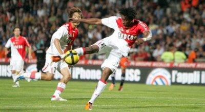 Montpellier 0-1 Monaco ( 37eme journée de ligue 1 )