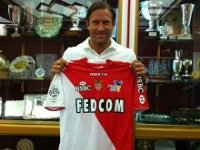 Helstad 1ere recrue oficielle de l'AS Monaco pour la saison 2011/2012 de ligue 2