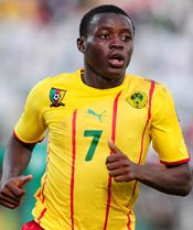 Edgar Salli 6eme recrue officielle de l'AS Monaco lors de ce mercato estival 2011/2012