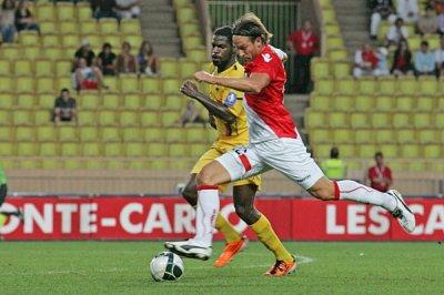 Monaco 0-0 Boulogne Sur Mer ( 1ere journée de ligue 2 )