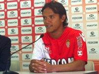 Marama Vahirua 8eme recrue oficielle de l'AS Monaco lors du mercato estival 2011/2012