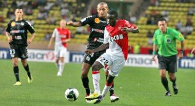 Monaco 1-1 Amiens ( 4eme journée de ligue 2 )