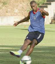Gary Coulibaly 9eme recrue officielle de l'AS Monaco lors du mercato estival 2011/2012