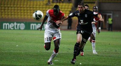 Monaco 1-3 Angers ( 6eme journée de ligue 2 )