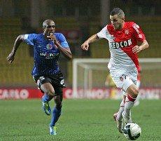 Monaco 2-2 Sedan ( 10eme journée de Ligue 2 )
