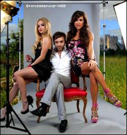 Brenda A été choisi pour être le nouveau visage d'un Salon de Beauté du célèbre visagiste Argentins Alejandro Lucchetta !