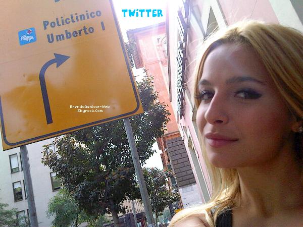 Brenda En Italie