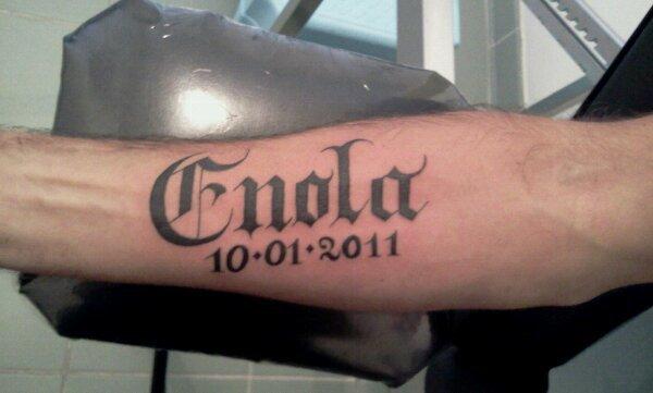 tattoo prenom gothique - fantasy tattoo piercing