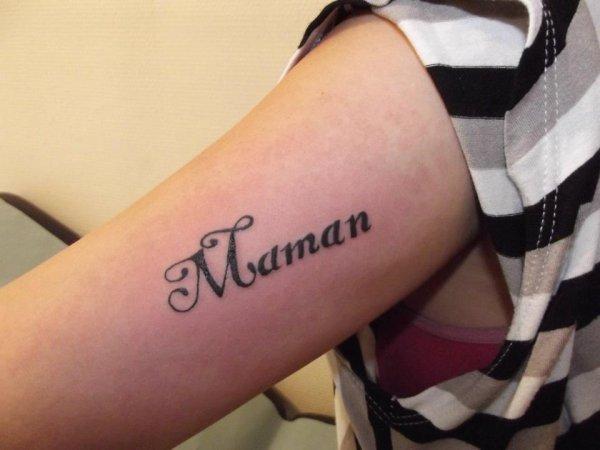 Tattoo Maman Fantasy Tattoo Piercing