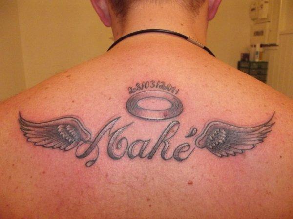 Aile D Ange Tatoo tattoo aile d'ange - fantasy tattoo piercing