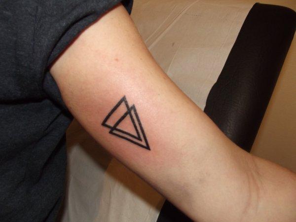 tattoo triangle
