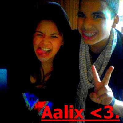 Aalix <3.