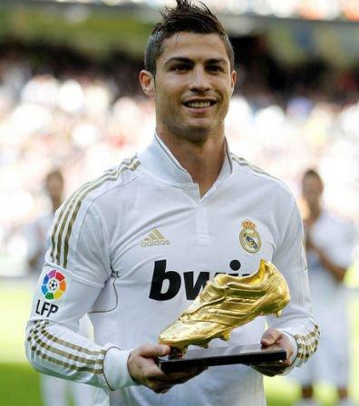 Ronaldo Crampons D'or