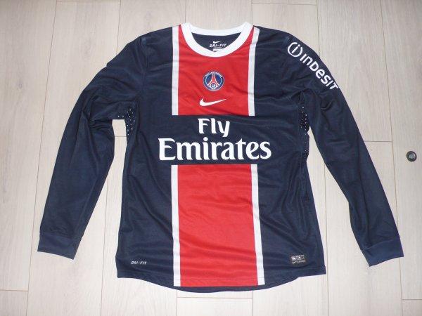 Maillot Menez PSG Home 2011/2012 Ligue 1