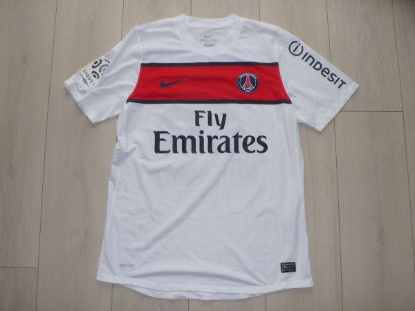 Maillot Motta PSG away 2011/2012 Ligue 1