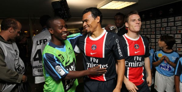 Maillot Cearà PSG Home 2011/2012 Ligue 1