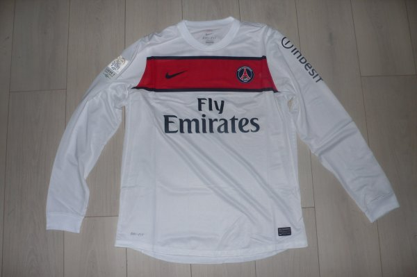 Maillot Hoarau PSG Third 2012/2013 Ligue 1