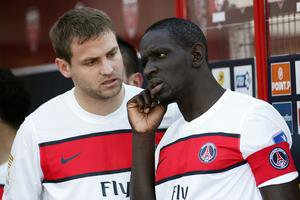 Maillot Sakho PSG Third 2011/2012 Coupe de la Ligue