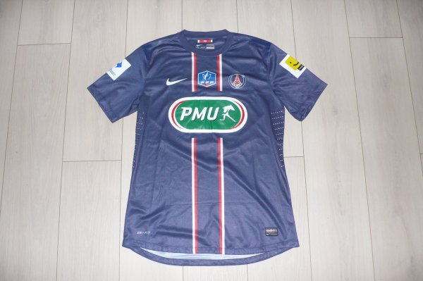 Maillot PSG Home 2012/2013 Coupe de France