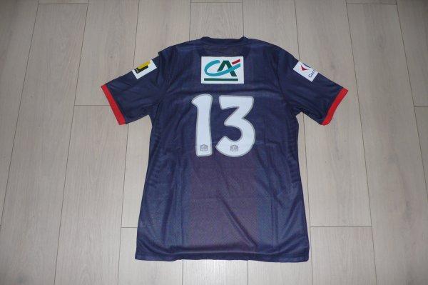 Maillot PSG Home 2013/2014 Coupe de France