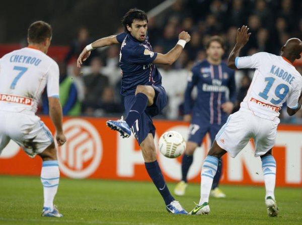 Maillot Pastore PSG Home 2012/2013 Coupe de la Ligue