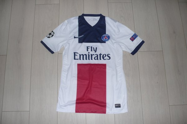 Maillot Marquinhos PSG Away 2013/2014 Champions League
