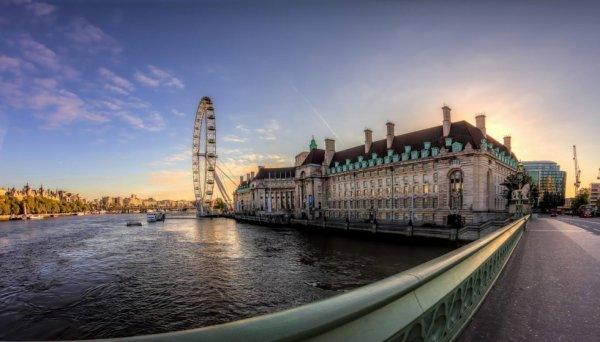 Wow London!!!