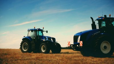 New Holland New T8 & T9 tractors