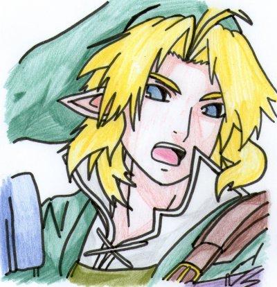 Mon dessin de Link