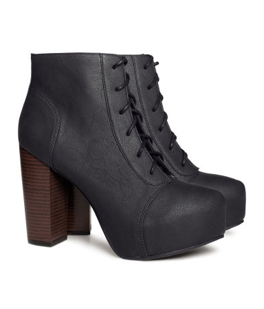 Chaussures coup de coeur