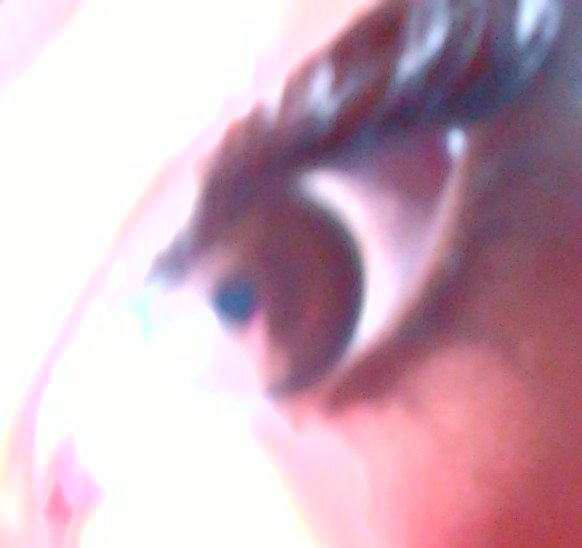 Just my eye !