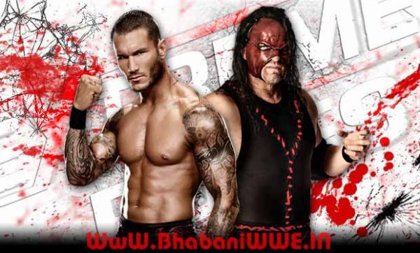 Extreme Rules 2012'' matches'' Randy Orton Vs Kane (Falls Count Anywhere match