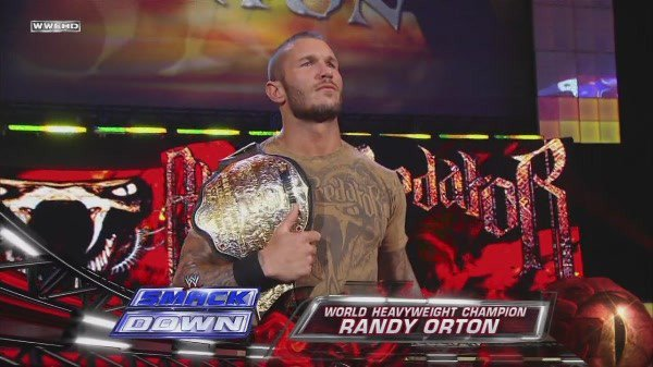 randy orton in smackdown