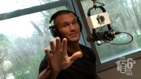 apex predator randy orton - the studio