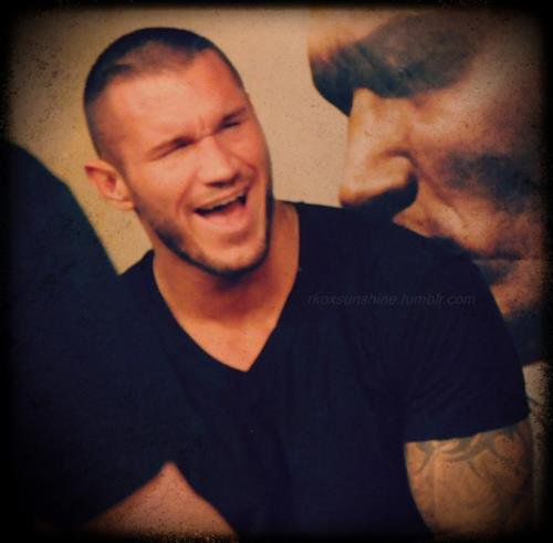 THE RANDY ORTON Dedication