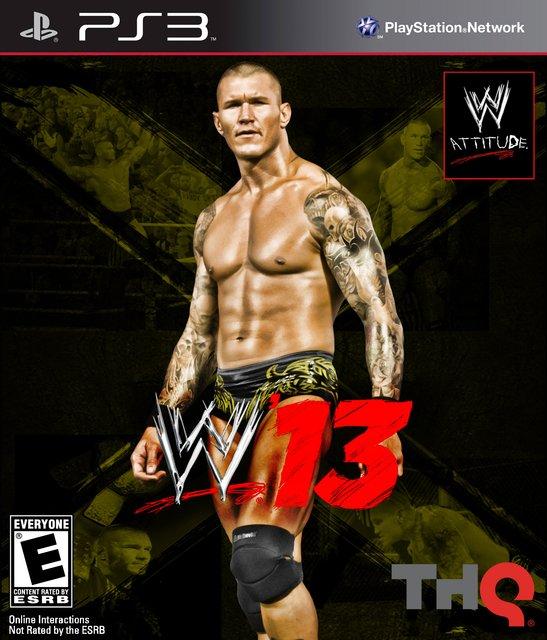 WWE 13  Randy Orton