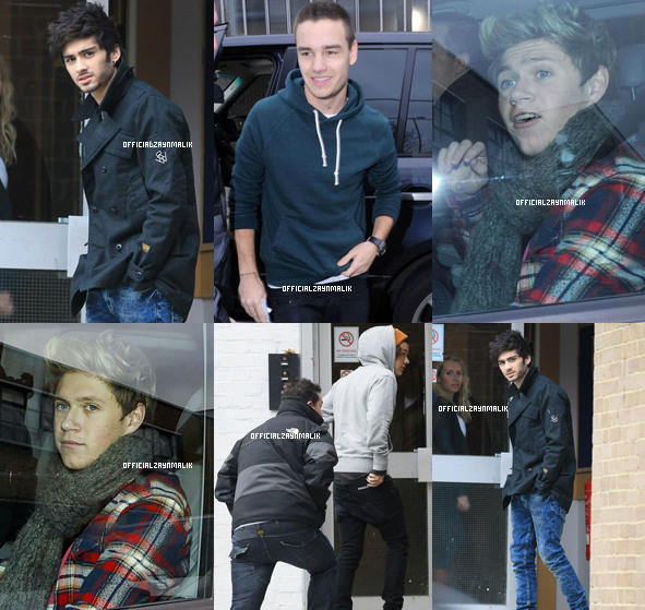Actualité de Zayn Malik & de One Direction, 08 Janvier 2013