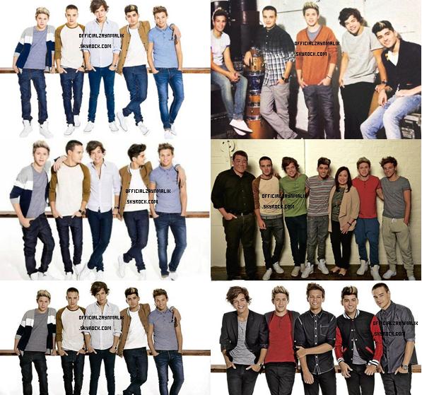 Actualité de Zayn Malik & de One Direction, 11 Février 2013