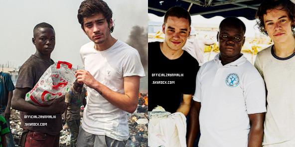 Actualité de Zayn Malik & de One Direction, 17 Février 2013
